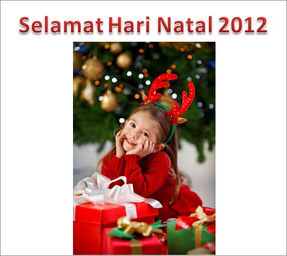 Rudiyanto » Selamat Hari Natal 2012