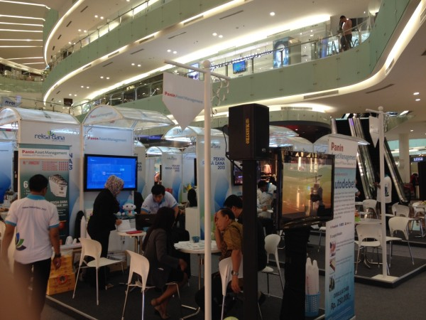 Booth PAM 4
