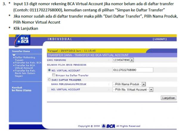 BCA Individu 2