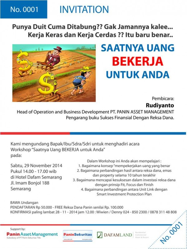 Workshop RD Semarang