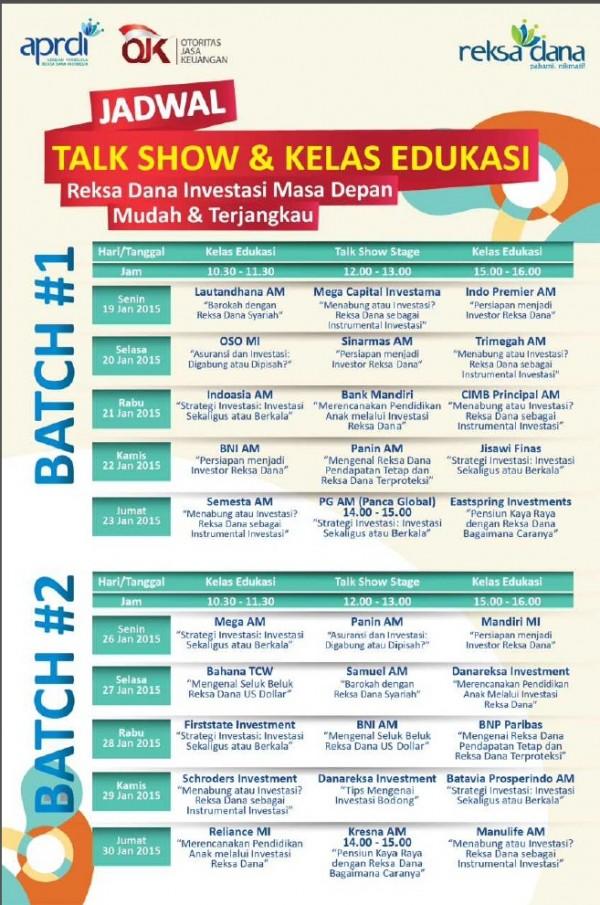 Materi Talkshow