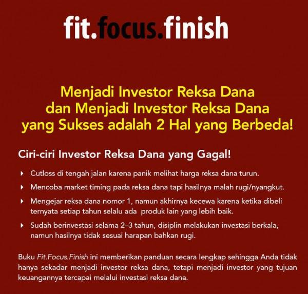 Fit Focus Finish Bagian Belakang