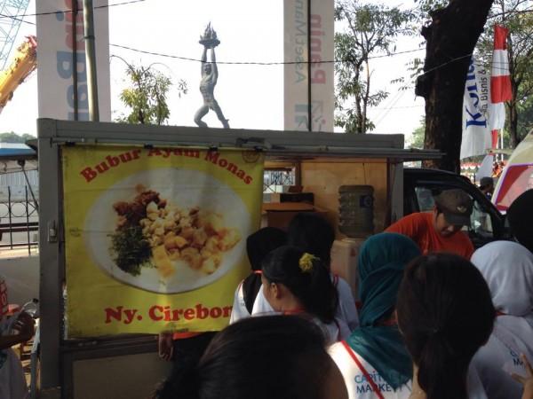 Booth Bubur Ayam