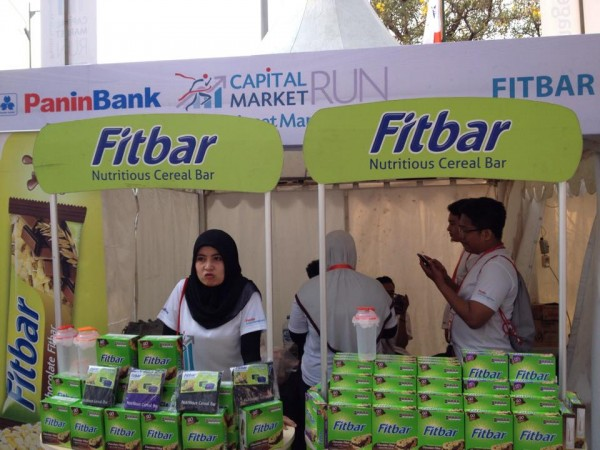 Booth Fitbar
