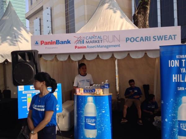 Booth Pocari Sweat