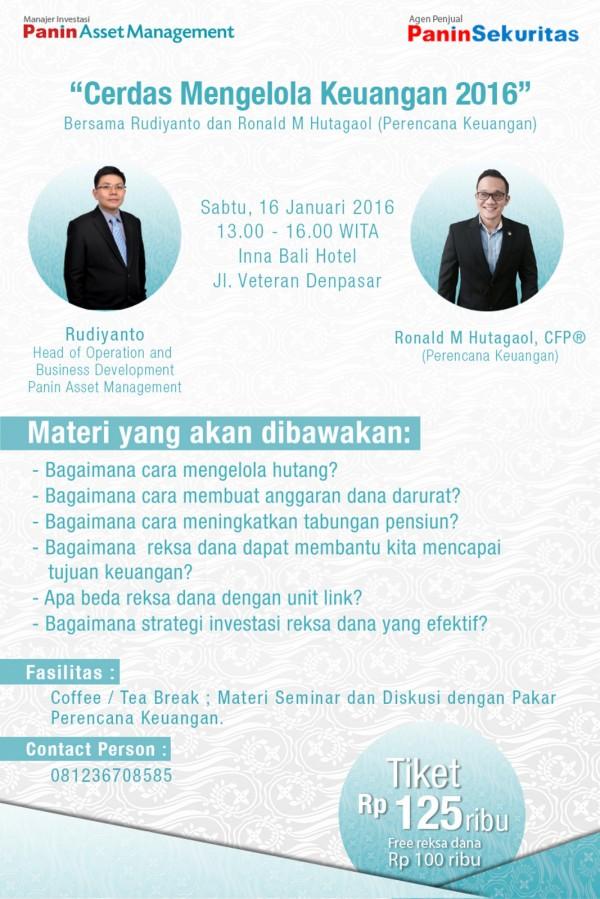 Seminar Bali