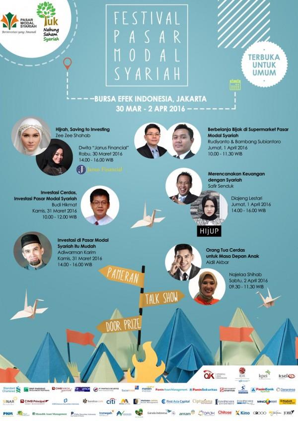 Festival Pasar Modal Syariah