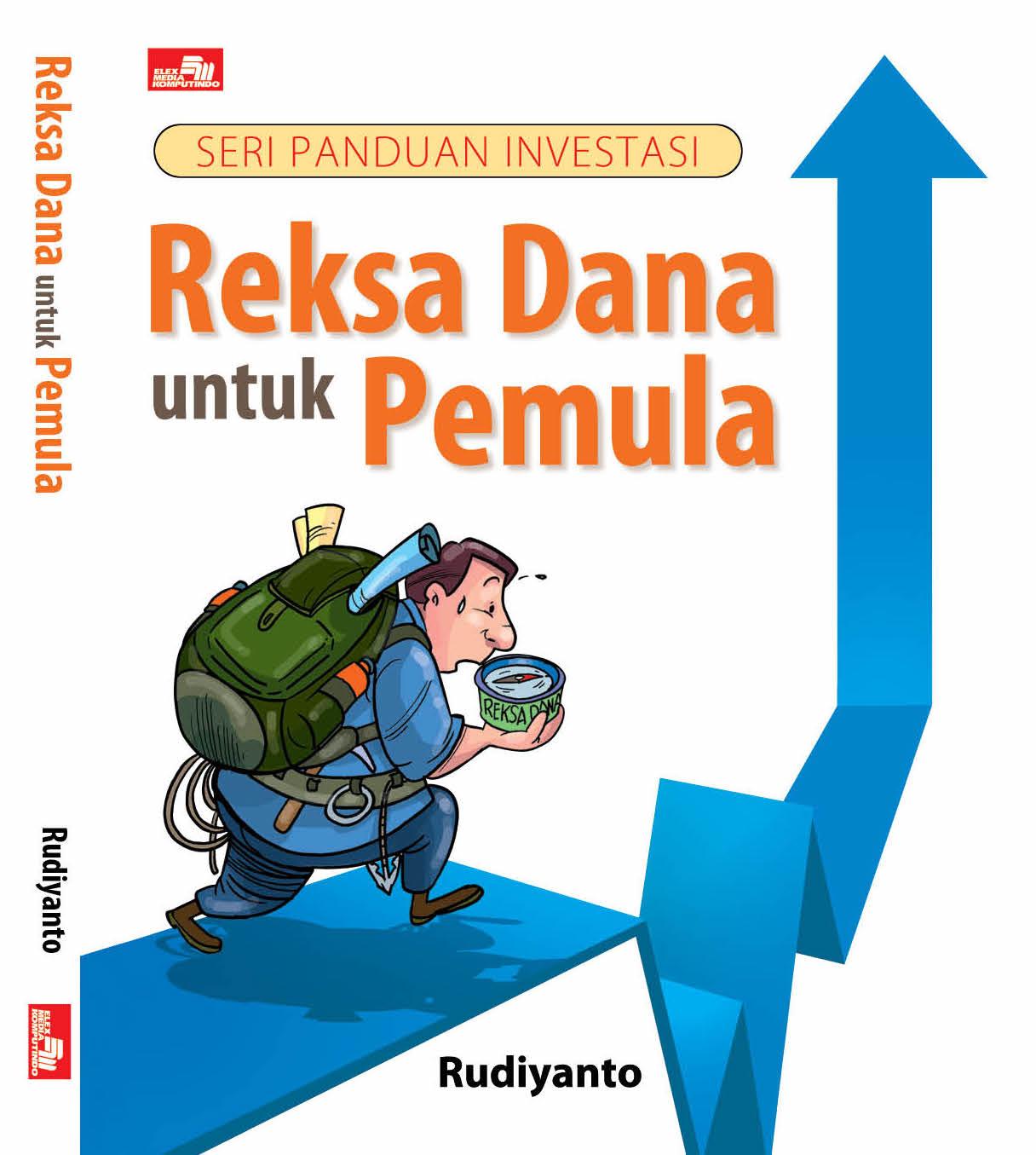 Image result for buku reksadana untuk pemula rudiyanto