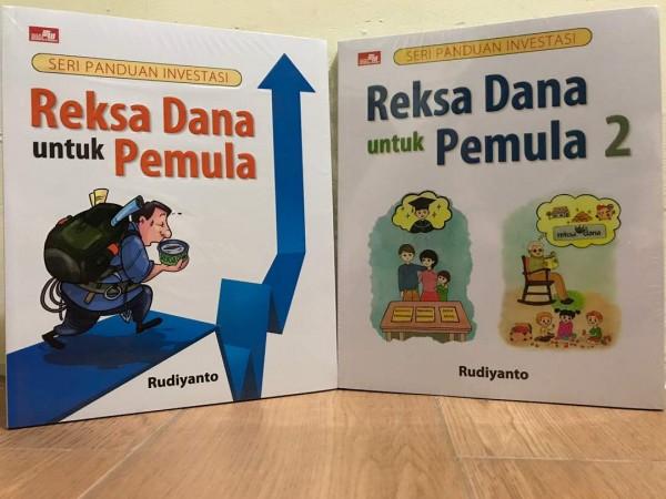 Cover Buku Paket Reksa Dana Pemula