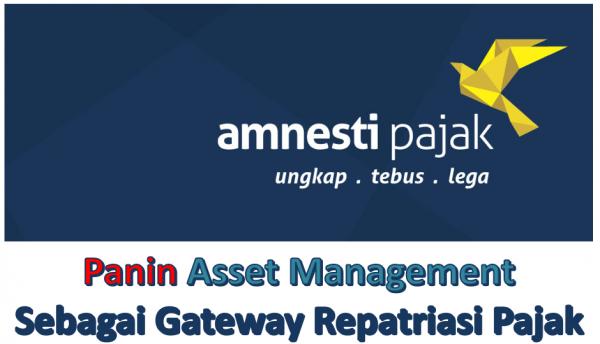 Panin Asset Management Gateway Repatriasi Pajak