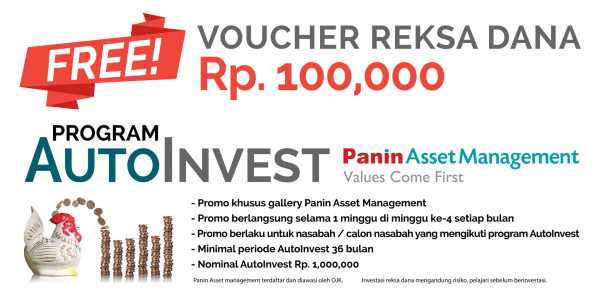 Promo AutoInvest Panin AM