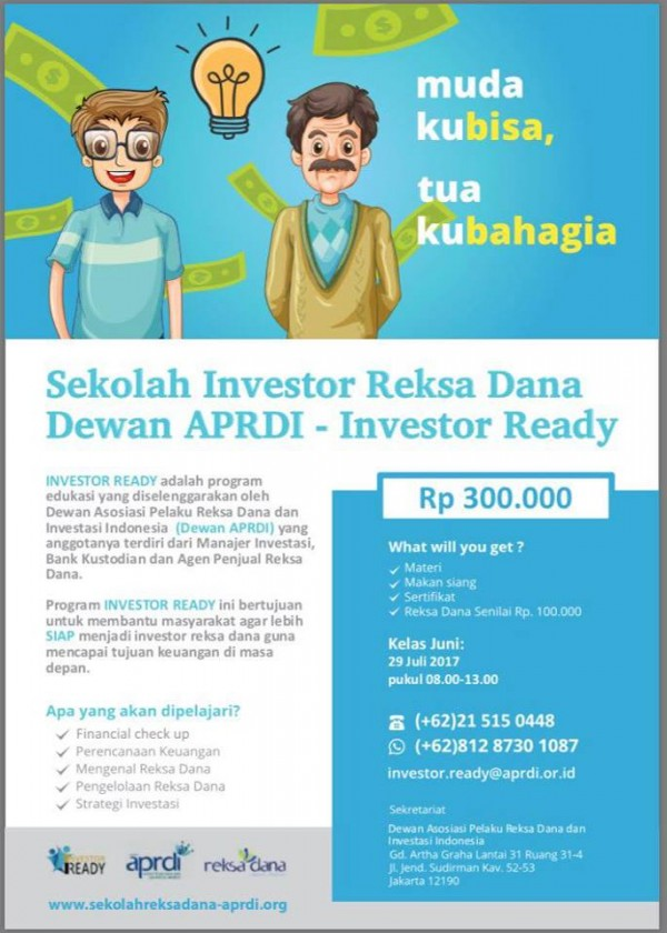 Investor Ready Juli 2017