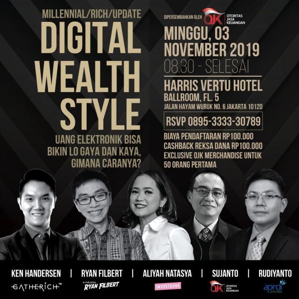 Event OJK 3 November 2019